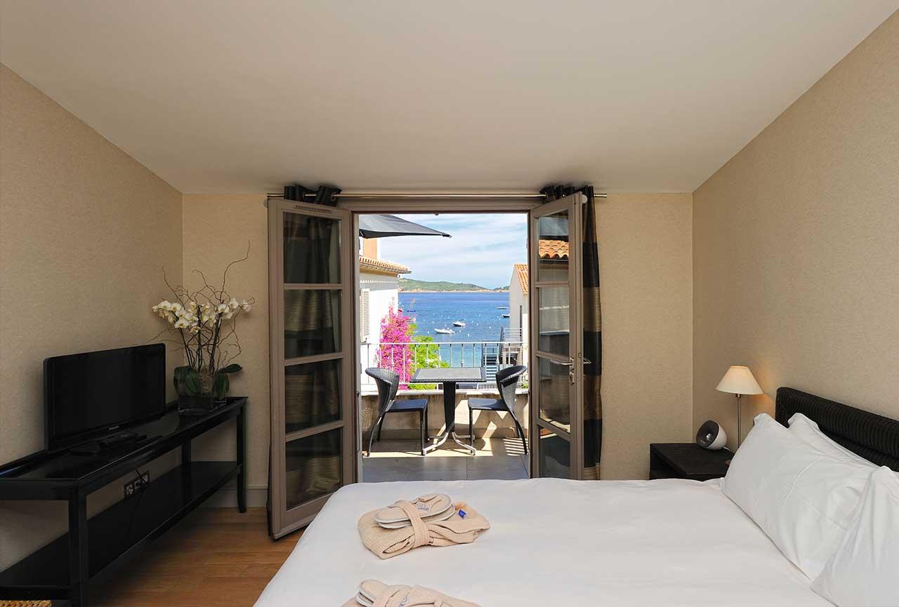Residence bord de plage en Corse du Sud