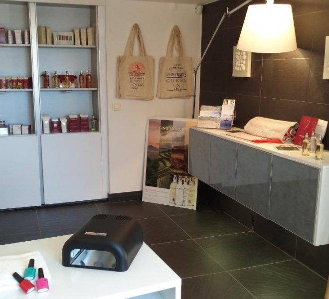 Spa et Bien-être Hôtel Le Pinarello Porto-Vecchio espace beauté institut