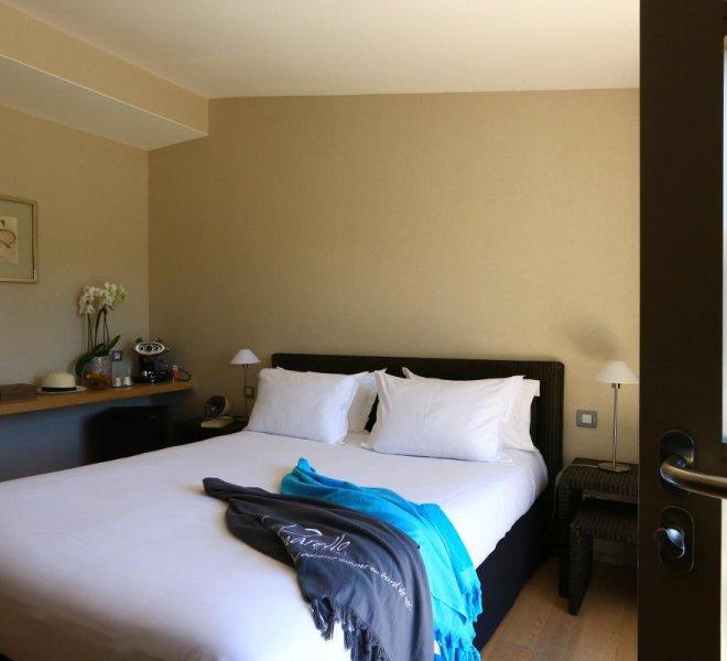 Chambre résidence suite duplex Benedettu