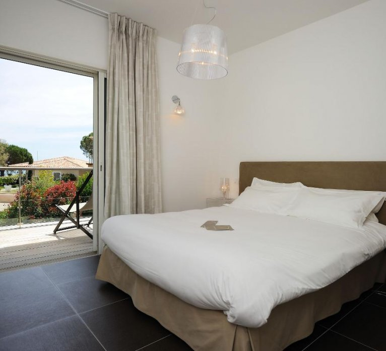 Double room apartment Pinarello Porto-Vecchio