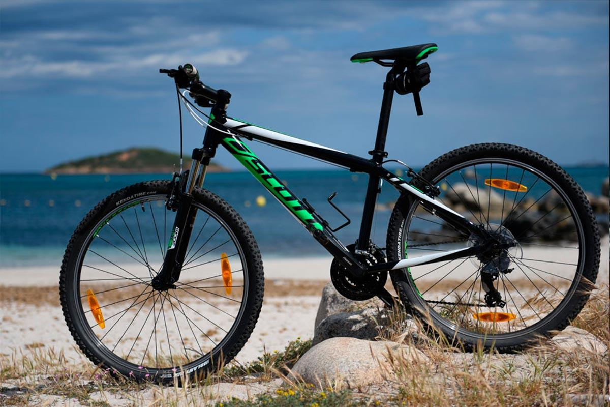activité vélo électrique Le Pinarello Porto-Vecchio