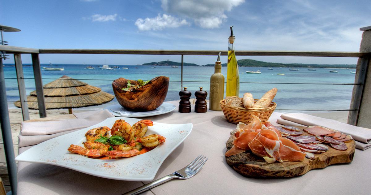 Hotel Le Pinarello_Restaurant