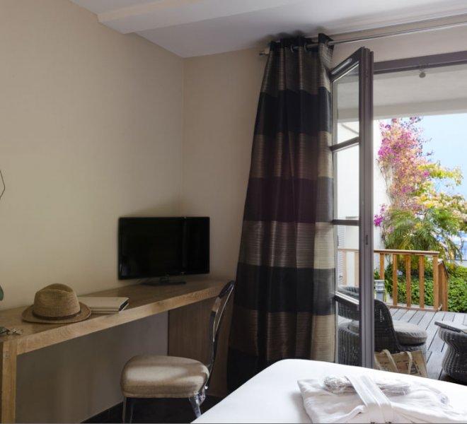 Fautéa chambre standard avec terrasse