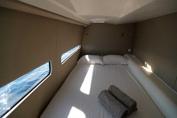 cabine bateau luxe Pinarello Porto-Vecchio